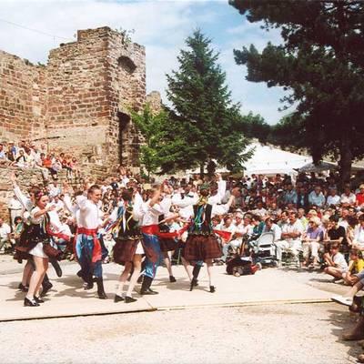 schoenburg fest 2001