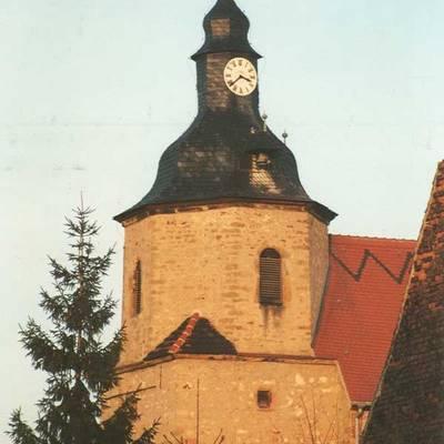 stoessen kirche 2001