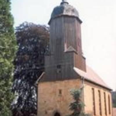 Kirche Goldschau